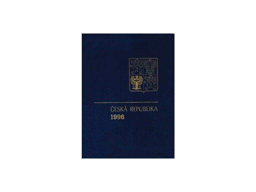 1996, RA 4 ročníkové album 1996 bez PTR, katalog 1800Kč