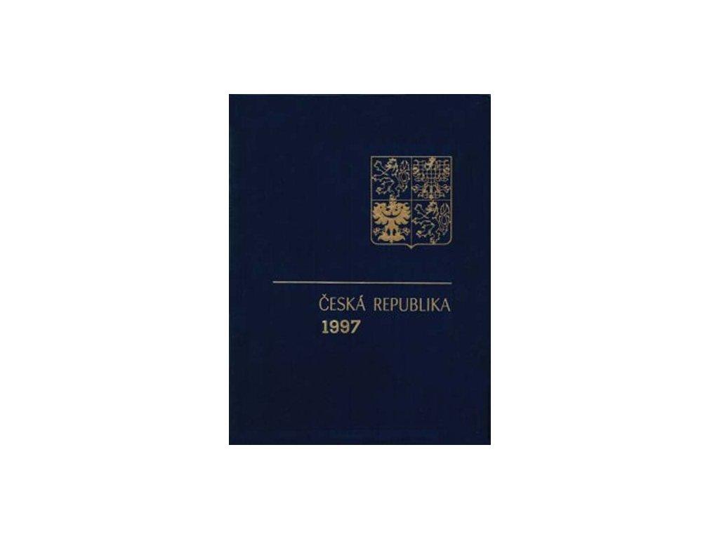 1997, RA 5 ročníkové album 1997 bez PTR, katalog 1700Kč