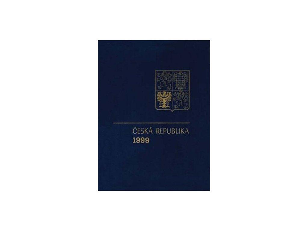 1999, RA 7 ročníkové album 1999 s PTR, katalog 1300Kč