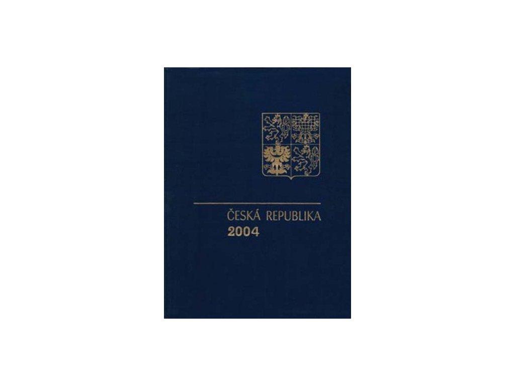 2004, RA 12 ročníkové album 2004 bez PTR, katalog 650Kč