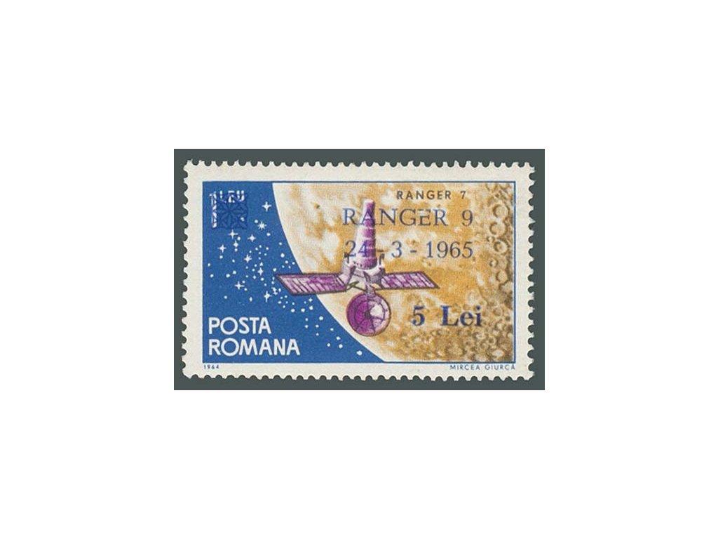 1965, 5L/1L Kosmos, MiNr.2395, **