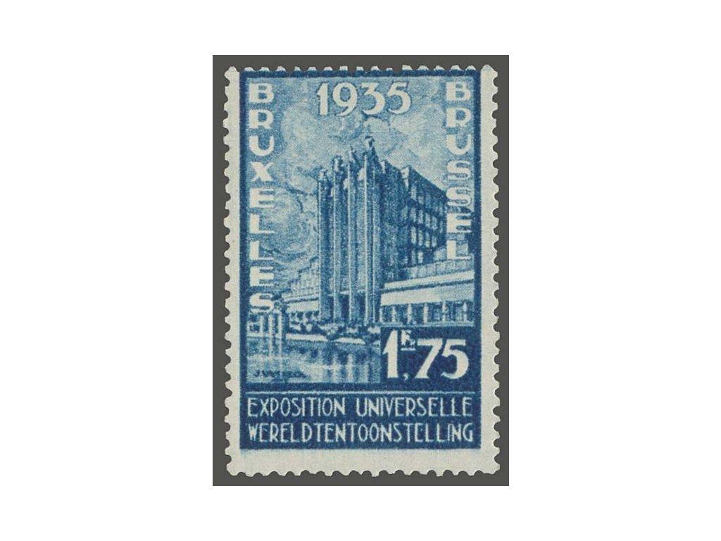 1934, 1.50Fr Výstavní, MiNr.380, **