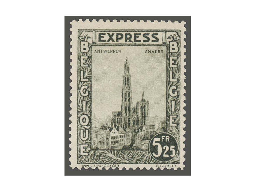 1929, 5.25Fr Spěšná, MiNr.269, **
