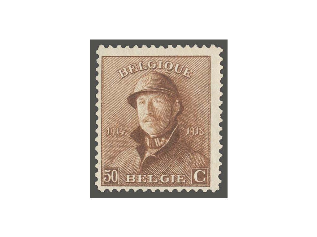 1919, 50C Albert, MiNr.154, **