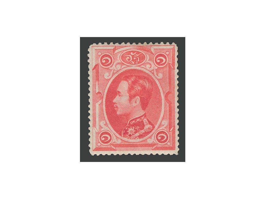 Thajsko, 1883, 1 Att král, MiNr.2, těžší *