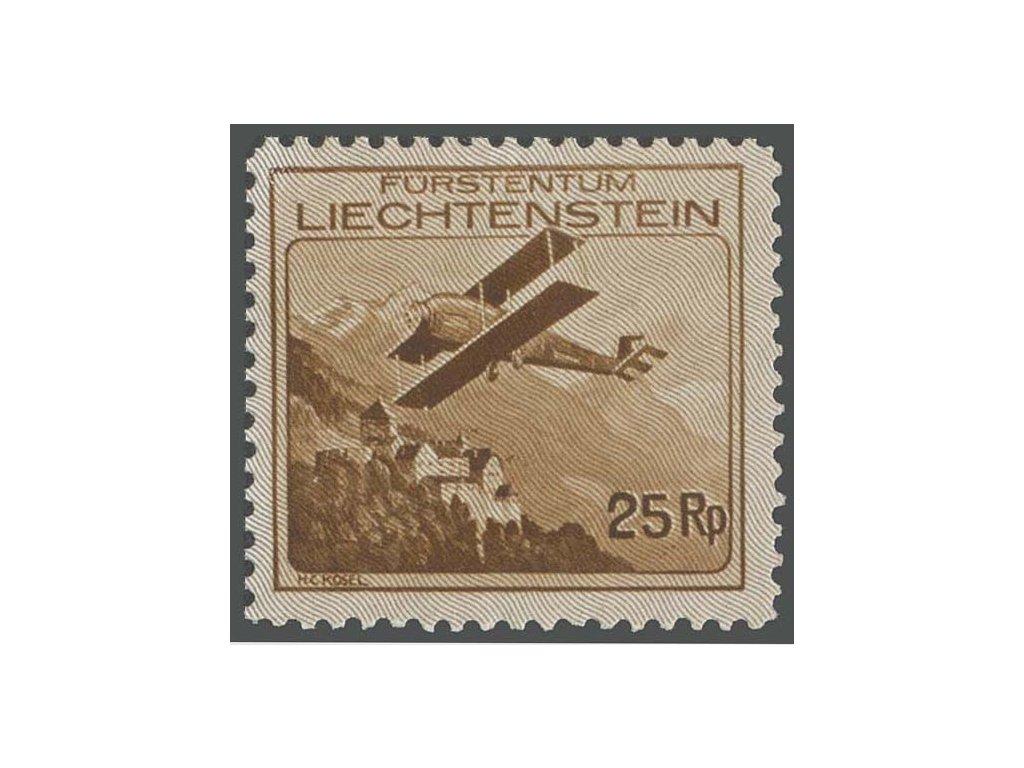 1930, 25Rp letecká, MiNr.110, **