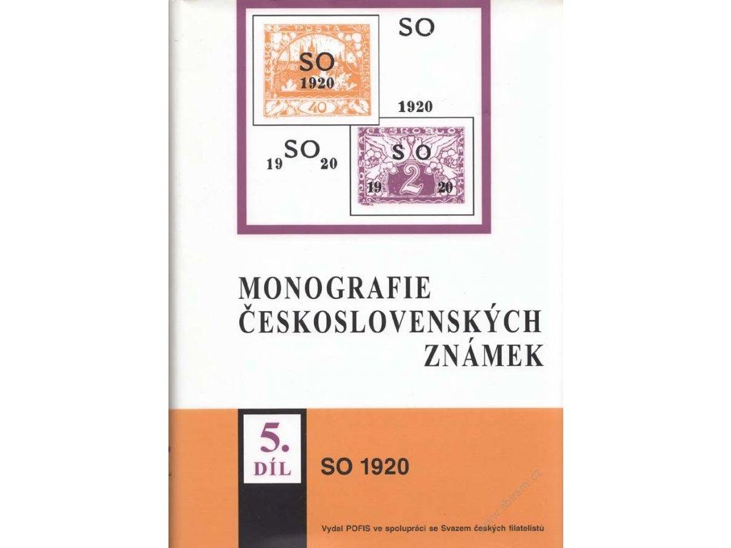 Monografie 5 - SO 1920