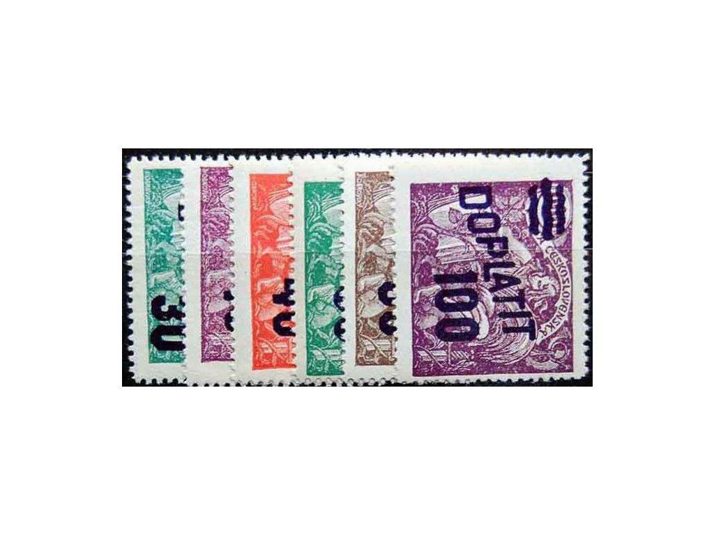 1926, 30/100-100/600h série, Nr.DL42-7, * po nálepce