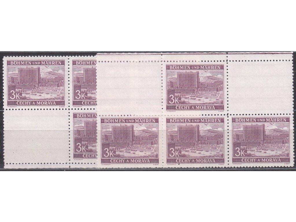 1939, 3K Zlín, VK11 a 12, Nr.36, **