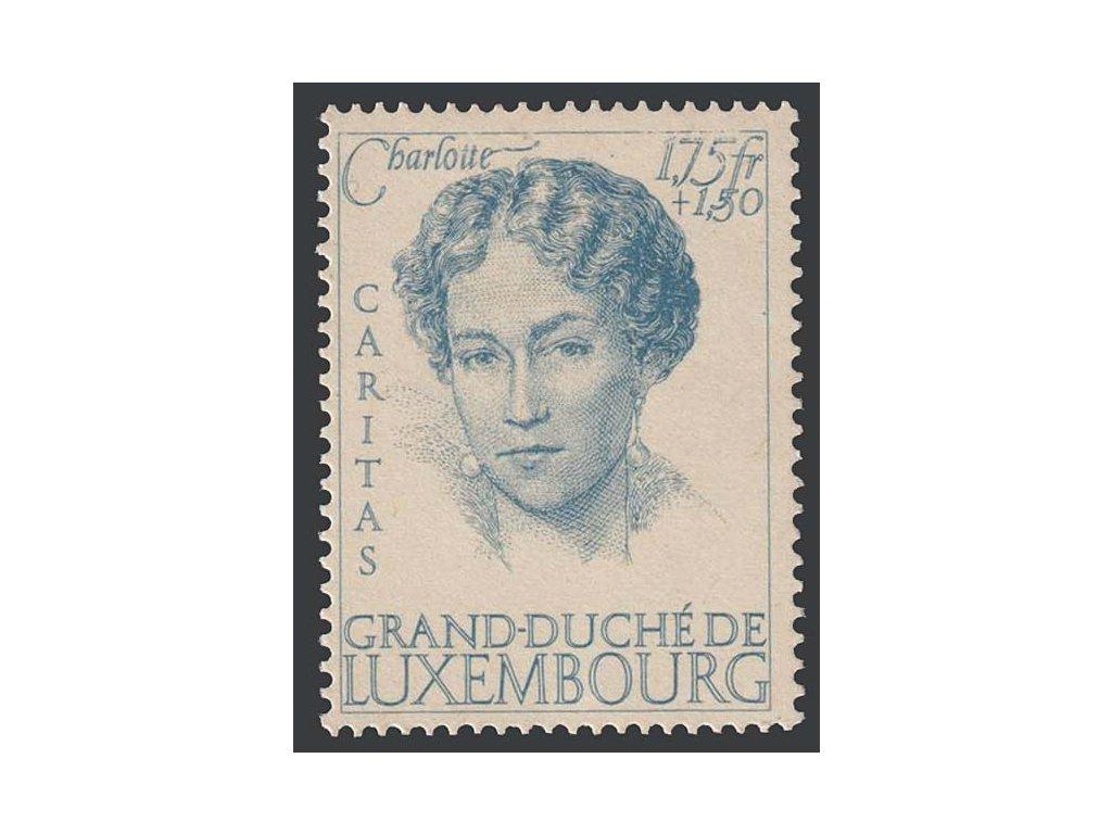 1939, 1.75 Fr Charlotte, MiNr.338, **