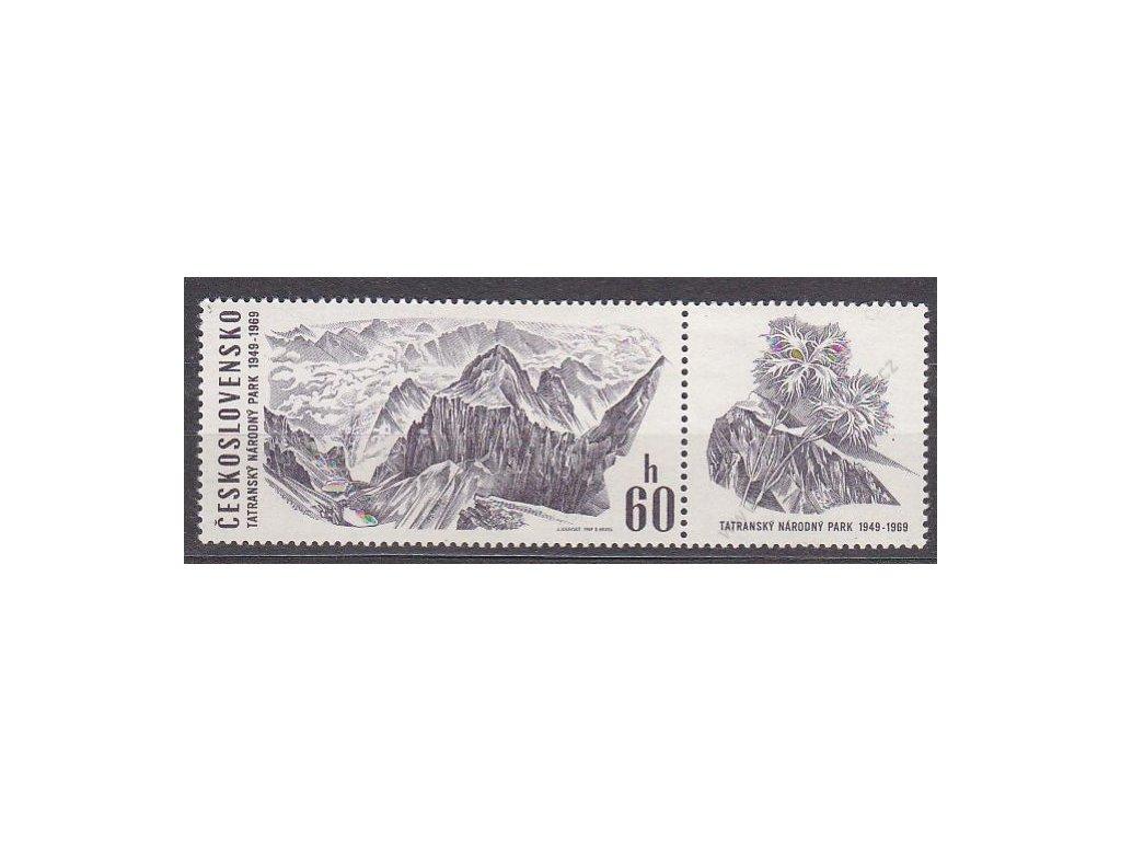 60h TANAP, zn. s kuponem a DO - stezka, Nr.1780