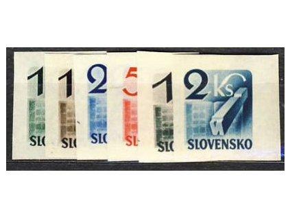 1943, 10h-2Ks Novinová série, **