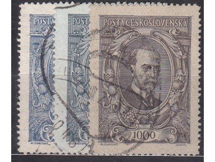 TGM, 125-1000h série, Nr.140-2, razítkované, ilustrační foto