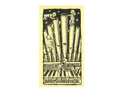 Sokolovski, Ex libris