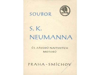 Soubor S.K. Neumanna z roku 1960