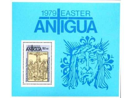 Antigua, 1979, aršík, MiNr.Bl.41, **
