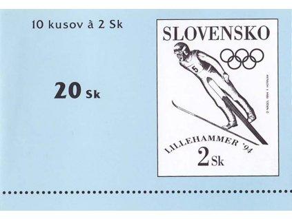 ZZ 001 ZOH Lillehammer ´94