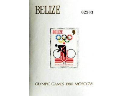 Belize, 1979, aršík, MiNr.Bl.13, **