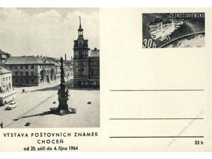 CDV 151 Choceň 1964