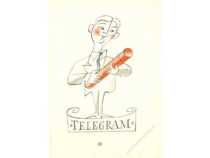 Telegram LX 29 (III-1965), neprošlý