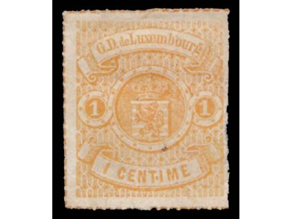 1865, 1C Znak, MiNr.16, (*)