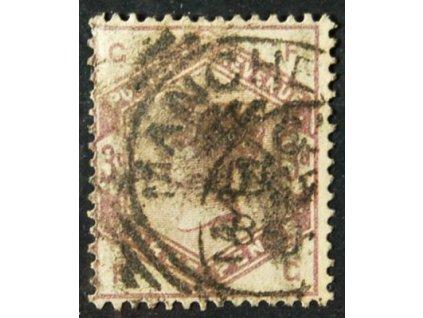 1883, 3P Viktoria, dv, MiNr.76