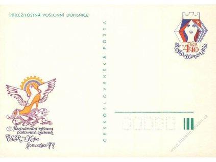 CDV 188 ČSSR - Kuba