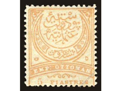 1890, 5Pia Znak, MiNr.63A, **