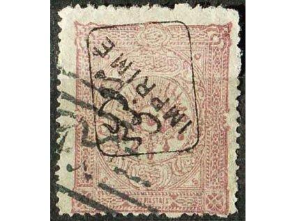 1892, 5Pia Znak, MiNr.78, razítkovaná