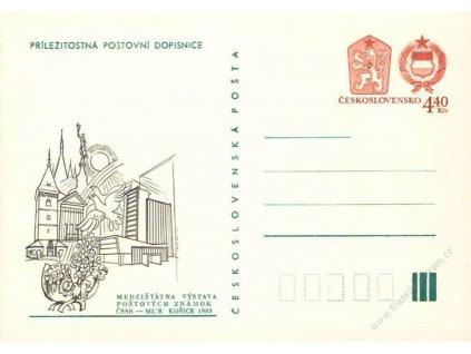 CDV 199 ČSSR - MLR