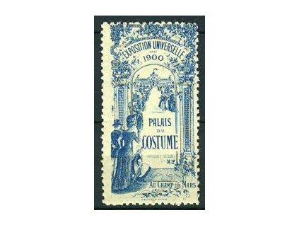 A- Exposition Universale 1900, Palais du Costume