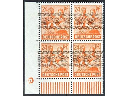 Americká a Britská zona, 1948, DZ 5, **