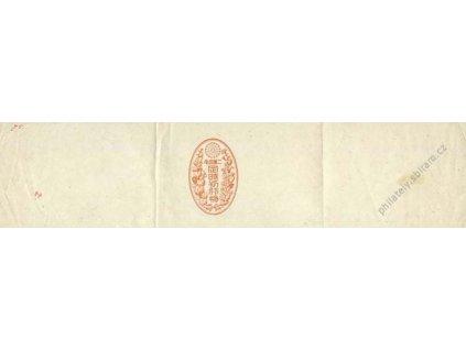 Japonsko, 1900, novinová páska, blíže neurčeno