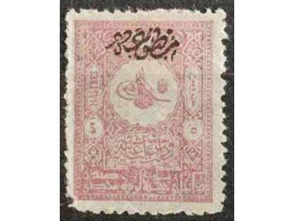 1901, 5Pia Znak, MiNr.99A, * po nálepce