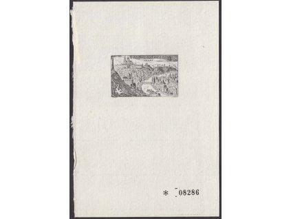 PT 1 PRAGA 1962, čistě odděleno z publikace - nezaříznuto!