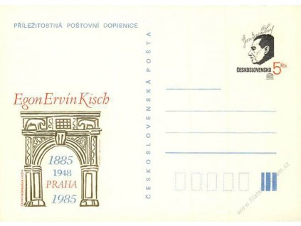 CDV 203 E.E.Kisch