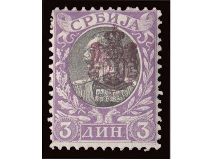 1903, 3Din Alexandr, MiNr.70, **