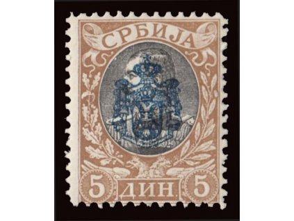 1903, 5Din Alexandr, MiNr.71, **