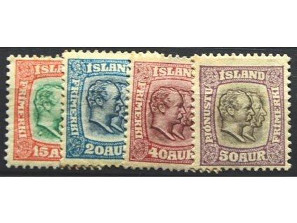 1907, 15A, 20A, 40A a 50A Christian, těžší *