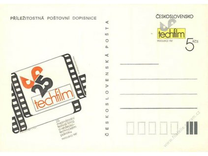 CDV 209 MFF Techfilm Pardubice