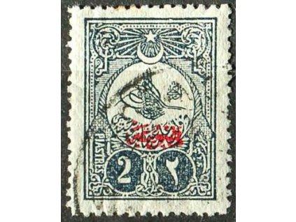 1909, 2Pia Znak, MiNr.173, razítkovaná