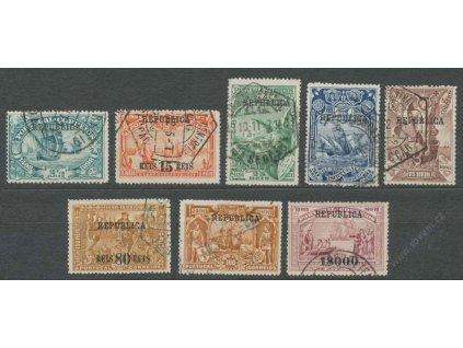 1911, 2 1/2R-1000R/10R série, razítkované
