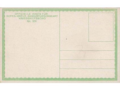 1914, Verteidigung im Hochgebirge, pohlednice, neprošlé