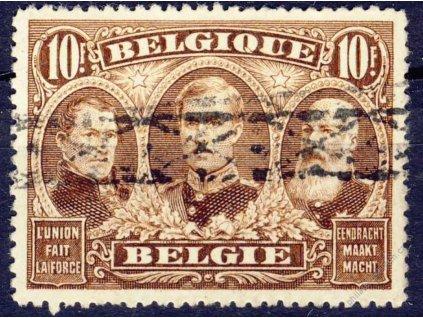 1915, 10Fr Králové, MiNr.128, razítkované