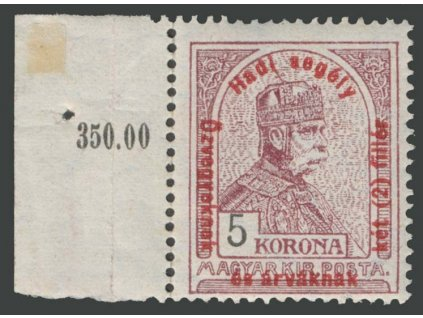 1915, 5Kr Franc Josef, MiNr.178, **