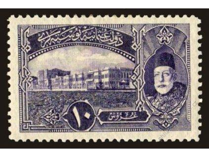 1916, 10Pia Mehmed, MiNr.478, těžší *