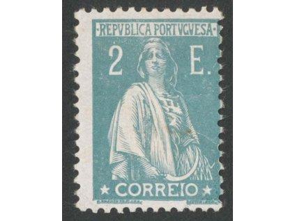 1917, 2E Ceres, MiNr.247C, ** , skvrnka
