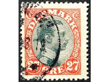 1918, 27Q Christian, lom, razítkovaná