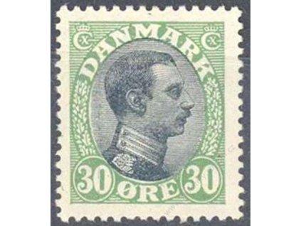 1918, 30Q Christian, MiNr.102, * po nálepce