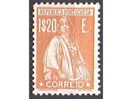 1920, 1.20E Ceres, MiNr.289, * po nálepce